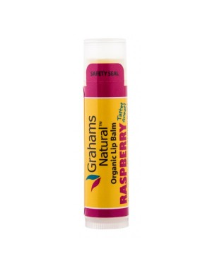 Grahams Organic Lip Balm - Raspberry 4.25g