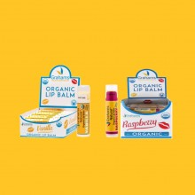 Organic Lip Care Range